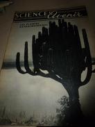 1954 SETA :Vide Interstellaire;HUÎTRES ,vie étrange;Plantes Extraordinaires;Gulf-Stream;Gennevilliers-Port;JERICHO;etc - Science