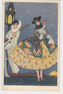 Pierrot - Künstlerkarte - 1935      (A-47-160212) - Künstlerkarten