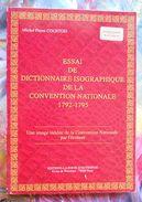 RARE Livre Révolution Essai Isographique De La Convention Nationale  1792-1795 Par M Courtois Une Mine De Savoir Be - Books