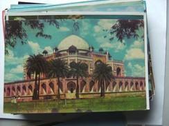 India New Delhi Humayon's Tomb - India