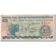 Rwanda-Burundi, 100 Francs, 1960, 1960-09-15, KM:5a, TTB - Rwanda