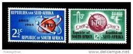 RSA ,1965,  MNH Stamp(s) U.T.I. Centenary Nrs. 344-345 - South Africa (1961-...)
