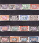 Cote D'Ivoire Série N° 41 à 57 (17 Timbres) Neuf * - Voir Verso &  Descriptif - Neufs