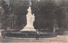 54 RARE LUNEVILLE STATUE ERCKMANN / EDITION LA CIVETTE - Luneville