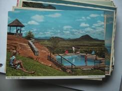 Kenia Kenya Voi Safari Lodge - Kenia