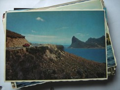 Zuid Afrika South Africa The Sentinel Hout Bay Cape Peninsula Lonely Car - Zuid-Afrika