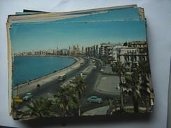 Egypte Egypt Alexandrië Alexandria Corniche - Alexandrië