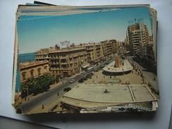 Egypte Egypt Alexandrië Alexandria Ramleh Station - Alexandrië