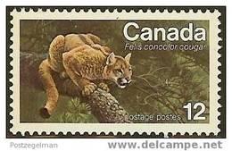 CANADA 1977 MNH Stamp(s) Nature Conservation 650 # 5665 - 1952-.... Reign Of Elizabeth II