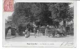 EURE ET LOIR-NOGENT LE ROI Le Marché à La Volaille-MO - Nogent Le Roi