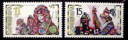 CZECH REPUBLIC # 3046-3047.  Europa - National Festivals And Holidays. MNH (**) - Czech Republic