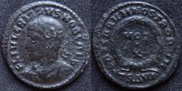 Roman Empire - AE Follis Of Crispus (317-326 AD) CAESARVM NOSTRORVM - 7. L'Empire Chrétien (307 à 363)