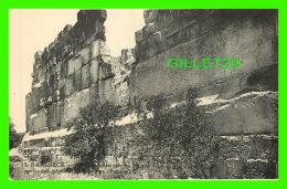 BAALBECK, LIBAN - GRANDES PIERRES DU MUR CYCLOPÉEN -  L. FÉRID, LIBRAIRIE STAMBOUL - - Liban