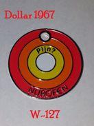 Shopping Carts / Winkelwagentjes / Jeton De Caddie -  Netherlands  - Ache ? Nurofen /  Pijn ? Nurofen - Jetons De Caddies