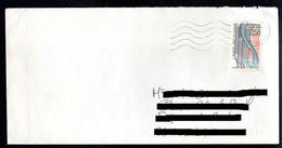 TIMBRE N° 2704 - 37 INDRE ET LOIRE  - 1991 - Marcophilie (Lettres)
