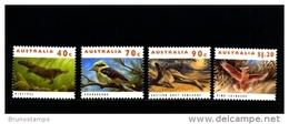 AUSTRALIA - 1993   AUSTRALIAN  WILDLIFE  SET MINT NH - Nuovi