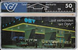 AUSTRIA - OMV, CN : 401A, 11/94, Used - Olie