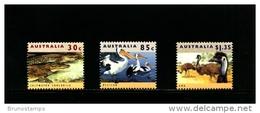 AUSTRALIA - 1994  AUSTRALIAN WILDLIFE  SET  MINT NH - Nuovi