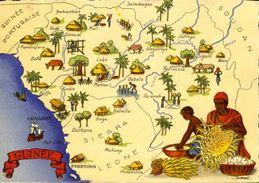 GUINEE   / A 29 - Guinée