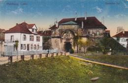 PHALSBOURG - MOSELLE  -  (57)  - 2 CPA DONT 1 FELDPOST DE 1913. - Phalsbourg