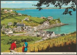 Portmellon Near Mevagissey, Cornwall, C.1970s - John Hinde Postcard - England