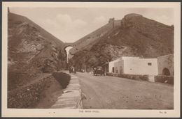 The Main Pass, Aden, Yemen, C.1920s - Lehem RP Postcard - Yemen