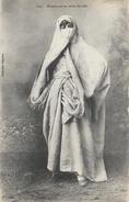 Mauresque En Tenue De Ville - Collection Régence - Carte N° 2041 - Africa