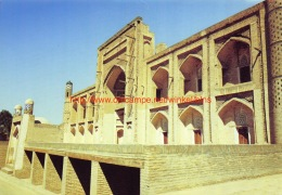 Khiva - The Amir Tur Madrasah - Xiva - Ouzbékistan