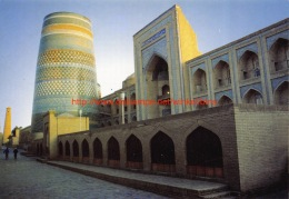 Khiva - The Mukhammad Aminkhan Madrasah - Xiva - Ouzbékistan