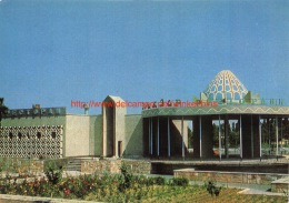 Uzbekistan - Ouzbékistan