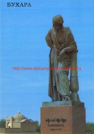 Monument Of Abu Ali Ibn Sinnah - Bukhara - Buxoro - ______ - _______ - ______ - Ouzbékistan