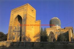 Gur Emir Mausoleum - Samarkand - Ouzbékistan