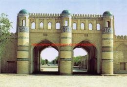 Kosh-darvaza - Khiva - Ouzbékistan