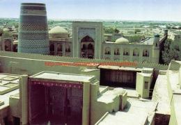 Kunya-Ark - Khiva - Ouzbékistan