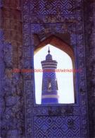 Islamkhodja Minaret - Khiva - Ouzbékistan
