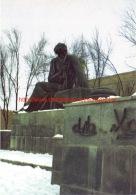 Al Khoresmi Monument - Khiva - Ouzbékistan