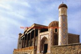 Khazrat-Khizr Mosque - Samarkand - Ouzbékistan