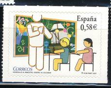 Espagne España 2007 - Neuf -  Education - 1931-Aujourd'hui: II. République - ....Juan Carlos I
