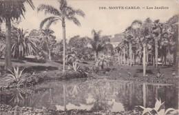 Monaco Monte Carlo Les Jardins - Exotic Garden