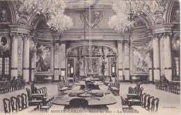 Monaco Monte Carlo Salle De Jeu La Roulette - Casino