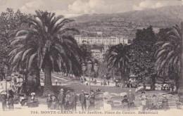 Monaco Monte Carlo Les Jardins Place Du Casino Beausoleil - Exotic Garden