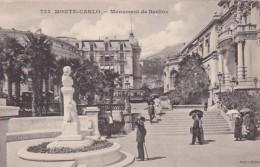 Monaco Monte Carlo Monument De Berlioz - Monte-Carlo