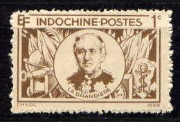 INDOCHINE - 263(*) - PIERRE DE LA GRANDIERE - Indochina (1889-1945)