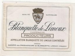 ---Blanquette De Limoux Coopérative Producteurs - Champan