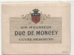 Vin Mousseux Duc De Moncet Cuvée Réservée - Champagne