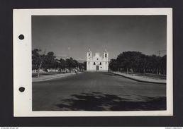 ANGOLA BENGUELA  CHURCH Of N.S. Do POPULO Real Photo 1950years AFRICA AFRIQUE AFRIKA - Angola