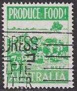 Australia SG257 1953 Food Production 3d Good/fine Used [27/23698/6D] - 1952-65 Elizabeth II : Pre-Decimals
