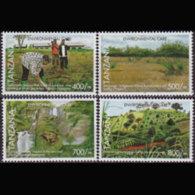 TANZANIA 2007 - Scott# 2473-6 Environment Set Of 4 MNH - Tanzania (1964-...)