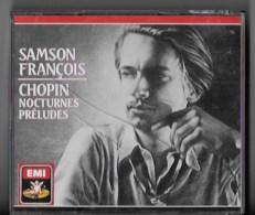 2 CD Samson François ,Chopin - Classique