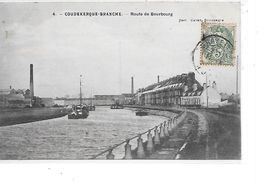 DEP. 59 COUDEKERQUE-BRANCHE ROUTE DE BOURBOURG - Coudekerque Branche